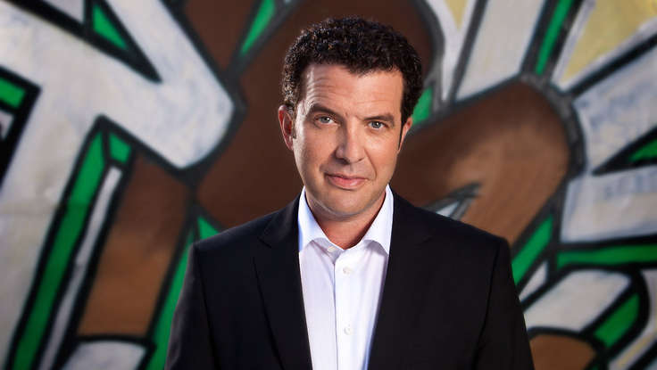 Why Rick Mercer Won't Be Pursuing A Career In Politics Anytime Soon